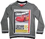 Cars Disney 3 Kollektion 2018 Langarmshirt 92 98 104 110 116 122 128 Shirt Lightning McQueen Blau (Grau, 98-104; Prime)