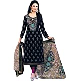Shree Ganesh Women's Unstitched Dress Ma...