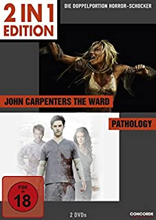 John Carpenter's The Ward / Pathology (2 in 1 Edition, 2 Discs)