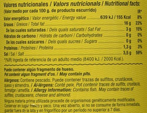 Espinaler - Aceitunas Verdes Rellenas De Anchoa, 350 g