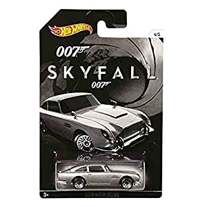 Hot Wheels James Bond 007 Skyfall 1,963 Aston Martin DB5