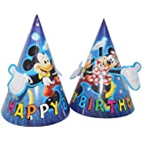 Partysanthe Minnie mouse paper hat 10pcs