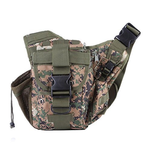 BAAFG Outdoor Arbeitsrucksack SLR Kameratasche Diagonalpaket,3-OneSize
