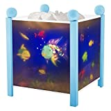 Trousselier 4366C Magische Laterne Regenbogenfisch , blau (bleu)
