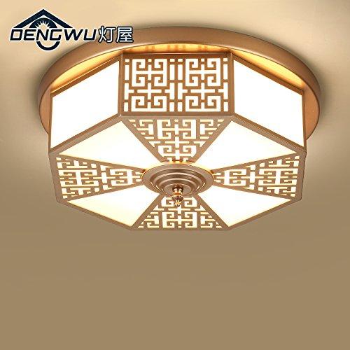 Beata.T Soggiorno moderno atmosfera ristorativa e accogliente camera da letto corridoio balcone lampade led, 35*16cm di luce a