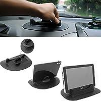HitCar - Tappetino antiscivolo, in silicone, per cruscotto auto, scrivania, per PSP, GPS, cellulari, Tablet, iPhone