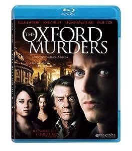 Oxford Murders [Blu-ray] [2010] [US Import]