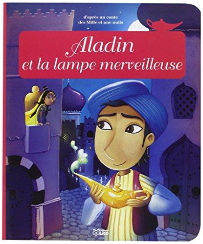 Minicontes classiques : Aladin et la lampe magique - Dès 3 ans par Anne Royer