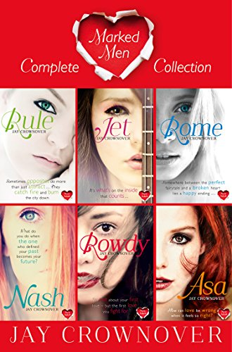 The Marked Men Series Books 1-6: Rule, Jet, Rome, Nash, Rowdy, Asa (English Edition)