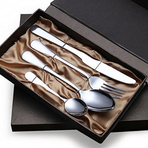 Chongsen Cutlery 4 piece, gift set (01)