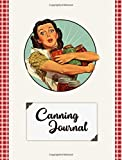 Best Kits de Canning - Canning Journal: Blank Canning Cookbook Blank Canning Recipe Review