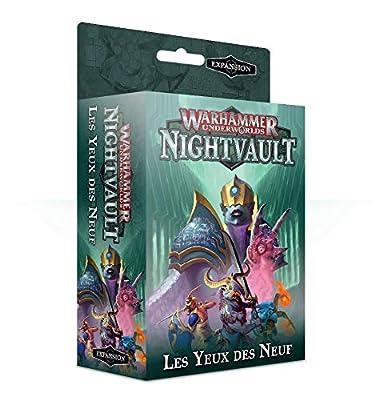Games Workshop Les Yeux des Neuf 110-37-01 - Warhammer Underworlds Nightvault - Français