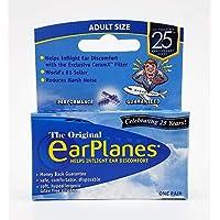 EARPLANES Ohrstöpsel Ohr Schutz vor Flight Air und der Lärm, Sound, 1Paar preisvergleich bei billige-tabletten.eu