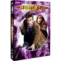 Coffret doctor who, saison 4