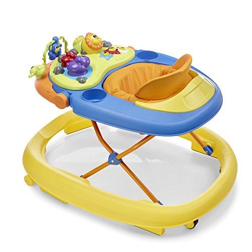 Chicco 05079540780000 Walky Talky Baby Girello, Sunny