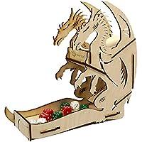 e-Raptor era19039dados Torre dragón Juego de tablero de madera, grande