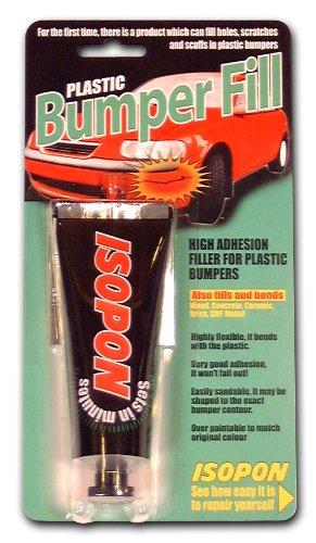 U-POL UPol upblis/BF ISOPON Bumper Fill Alta adherencia para plástico, 100ml, en...