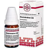 Rhododendron C 30 Globuli 10 g preisvergleich bei billige-tabletten.eu