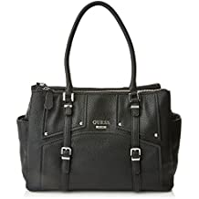 Guess - Hwvy5032090, Bolsos de mano Mujer, Nero, 14x24.5x34.5 cm (W x H L)