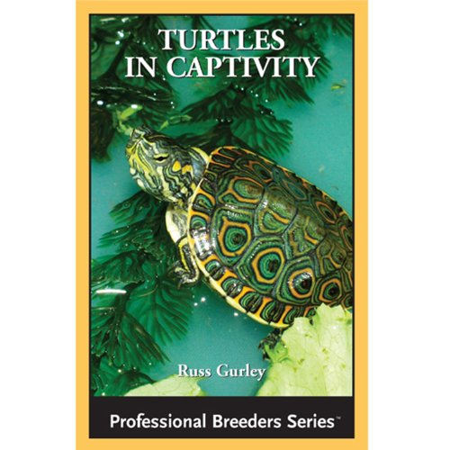 Turtles in Captivity (English Edition) (Aquatic Turtle Haustiere)