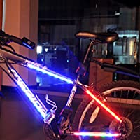 PhilMat Radradrad 14 LED helle Beleuchtung hat Lichter gesprochen