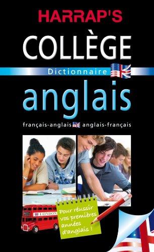 Harrap's collège français-anglais / anglais-français