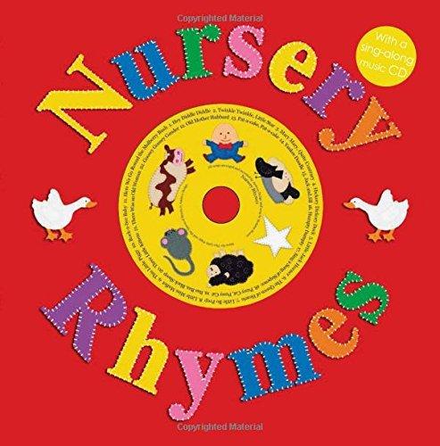 Nursery Rhymes by Priddy, Roger (2006) Board book