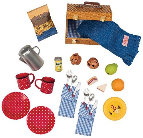 Our Generation BD37110Z - OG - Piknik Set