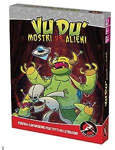 Red Glove Monstruos VS Alieni, expansión para vudù, Color, 20324