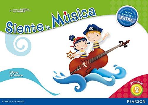 Siente La Música 2. Libro Del Alumno - Edición LOMCE - 9788420564111 por Fernando Martín de Argenta Pallarés
