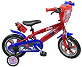 Spiderman Kinder Fahrrad, Kinder, 65DI050, bunt