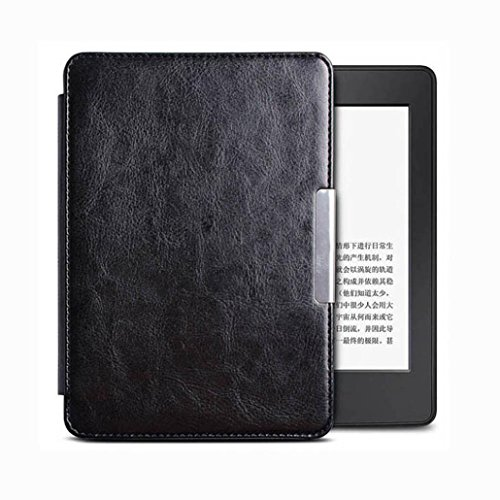 Kindle-Paperwhite-Leather-Cover-Transer-Magnetic-Auto-Sleep-PU-cubierta-de-cuero-para-2016-Kindle-Paperwhite-7--generacin-6-pulgadas-regalo-gratis