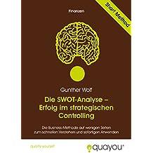 Die SWOT-Analyse – Erfolg im strategischen Controlling