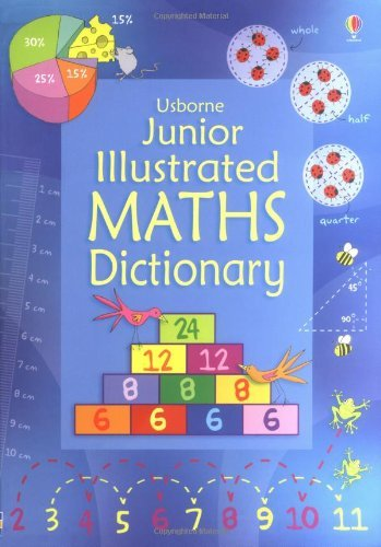 Junior Illustrated Maths Dictionary (Usborne Dictionaries) by Tori Large (29-Jan-2010) Paperback