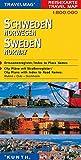 Reisekarte : Schweden/Norwegen -