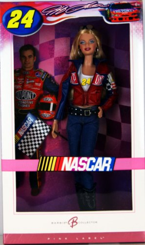 barbie-pink-label-jeff-gordon-nascar-barbie-2006-k7905