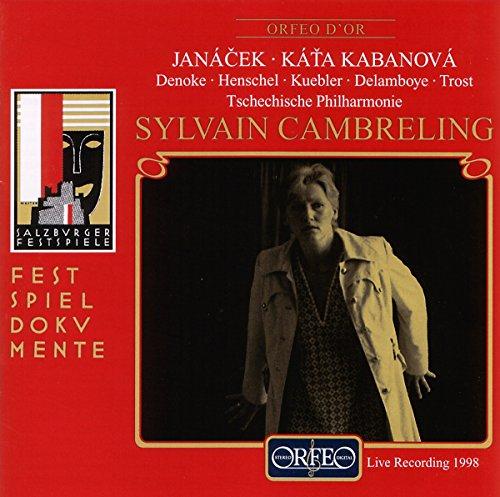 Janacek Katja Kabanova