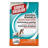 simple solution Hunde Windeln