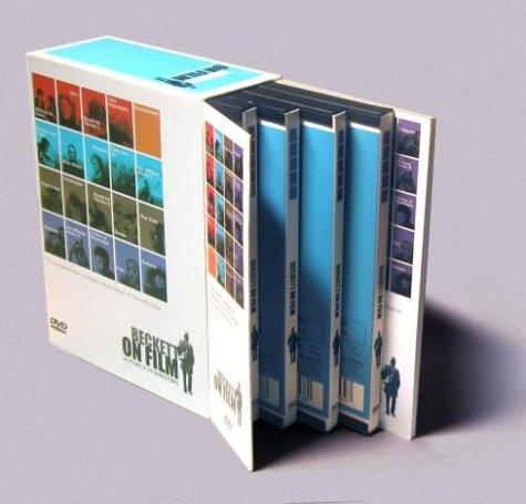 Beckett On Film - Box Set [4 DVDs] [UK Import]