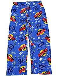 The Big Bang Theory Bazinga Blue Lounge Pants