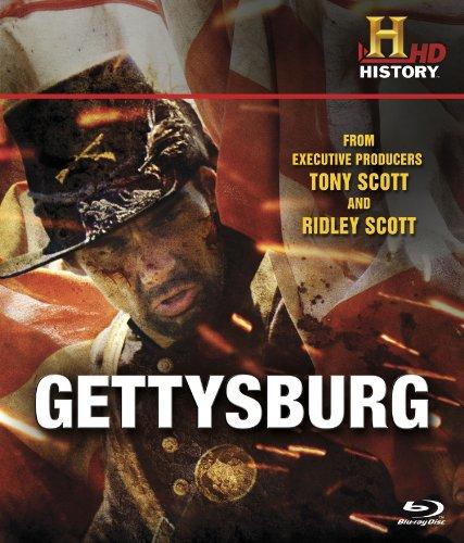Gettysburg (Ridley Scott's) [Blu-ray] [Edizione: Regno Unito]