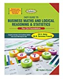 #10: Padhuka's Business Maths and Logical Reasoning & Statistics: For CA Foundation