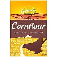 Goldenfry harina de maíz 250 g (Pack de 8 x 250 g)