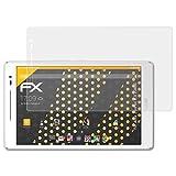 atFolix Schutzfolie für ASUS ZenPad 8.0 (Z380C) Displayschutzfolie - 2 x FX-Antireflex blendfreie Folie