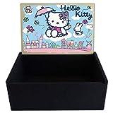 Capricci Italiani - Caja Porta Objetos de Madera Hello Kitty 3