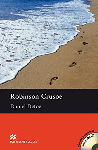 MR (P) Robinson Crusoe Pk (Macmillan Readers 2009) por D. Defoe