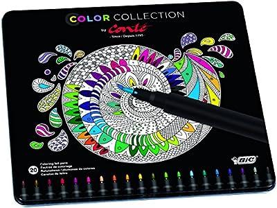 BiC Conte Colouring Felt Pen