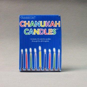 Rite Lite C-2Chanukah Candles–multicolore–Confezione da 50