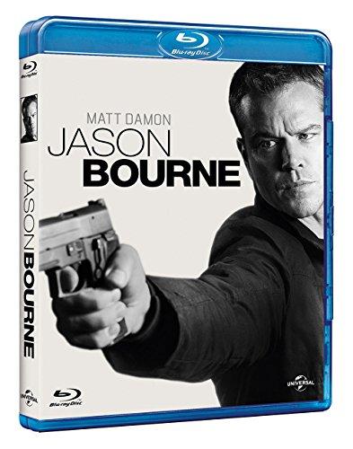 Jason Bourne [Blu-ray] [Import anglais]