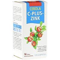 Cerola C-Plus-Zink Taler, 16 St. Lutschtabletten preisvergleich bei billige-tabletten.eu
